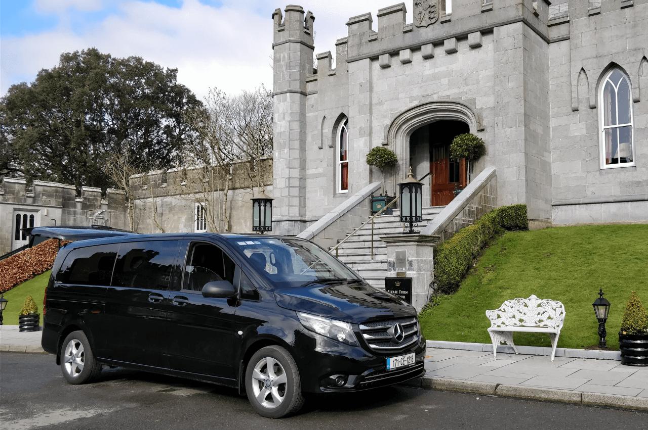 Chauffer Driven Services