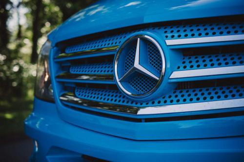 Mercedes Coach Fleet