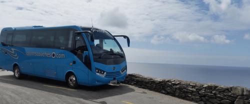30 seater Coach Bus Ireland
